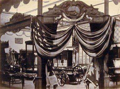 Exposition Universelle, 1867, Paris