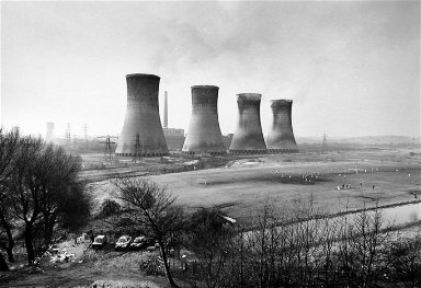 Agecroft Power Station, Pendlebury, Salford, Greater