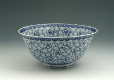 Bowl with Everted Lip