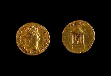 Aureus of Nero, 54-68 A.D.
