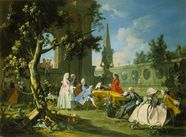 Concert in a Garden