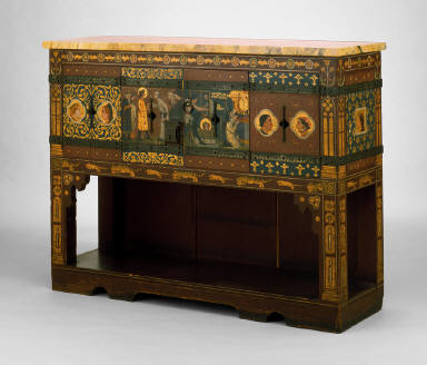 &#034;Saint Bacchus&#034; Sideboard