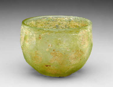 Facetted Bowl