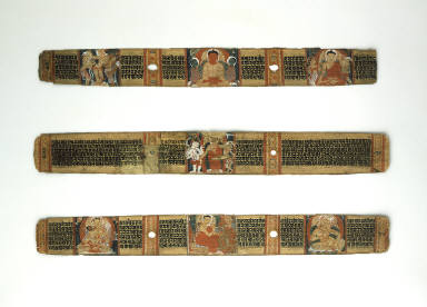 Manuscript of the 'Perfection of Transcendent Wisdom in Eight Thousand Verses' text