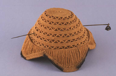 Hat with Pin