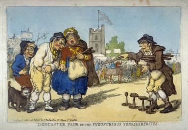 Doncaster Fair or the Industrius Yorkshirebites