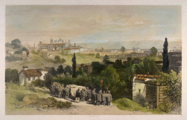 Landscape: From Santa Balbina