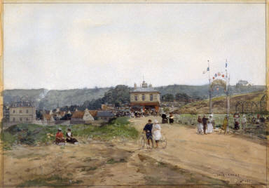 Fair at Sèvres