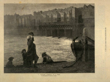 A Jacobite Farewell - p.8 The Illustrated London News 6 July 1872`