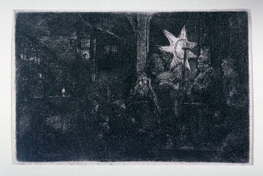 Star of the Kings: a night piece