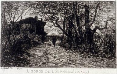 A Gorge De Loup