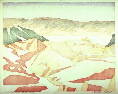 Zabriskie (Zabrisky) Point, Death Valley