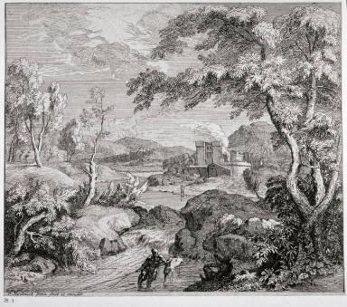 Landscape, The Fisherman