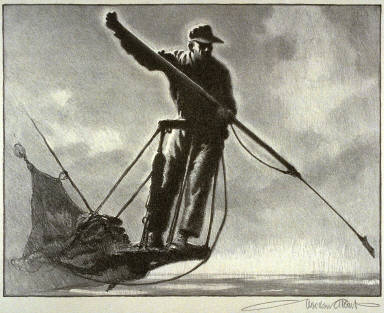 Swordfisherman