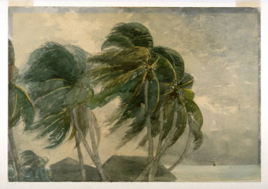 """A """"Norther"""", Key West"""