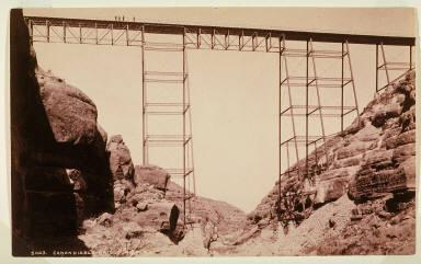 Cañon Diablo Bridge