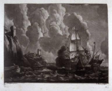 Marine (combat Between 2 Vessels)