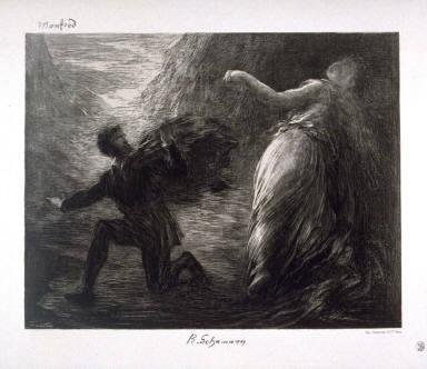 Manfred et Astarte (Rob. Schumann, Manfred, no. 11)