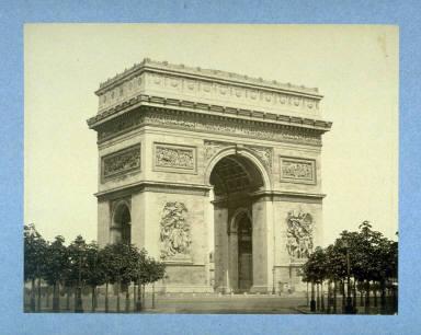 Arc de Triomphe et de l'Étoile, Paris