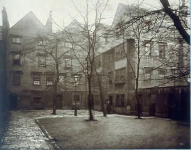 Barnard's Inn, The Courtyard