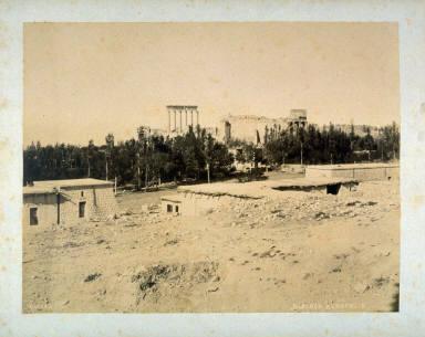 Acropolis of Baalbek