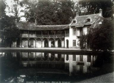 Versailles, Le Village Suisse, Maison du Seigneur