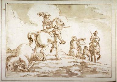 Warriors on Horseback