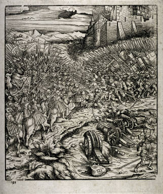 Battle of Coxie (Kochsee)