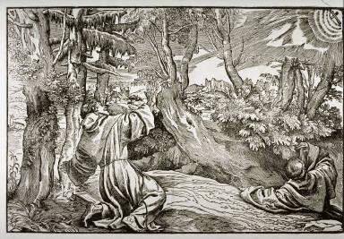 The Stigmatization of St. Francis
