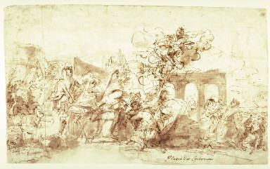 Sacrifice of Iphigenia