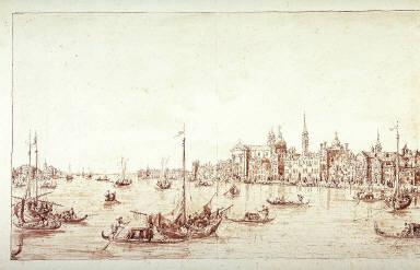The Giudecca(Venice)