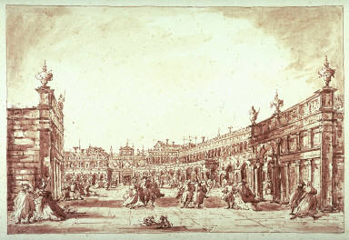 Piazza San Marco, Looking West (Venice)
