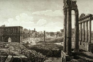 Veduta Generale del Foro Romano