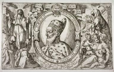 Portrait of the Doge Marcantonio Memmo