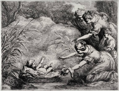 The Finding of Moses