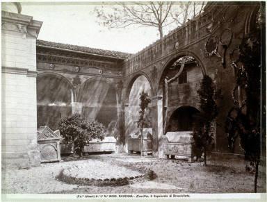 P.I.N. 18050; Ravenna, Emilia, Il Sepolcro di Braccioforte