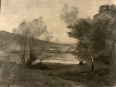Létang de Ville dAvray (The Pond of Ville d'Avray)