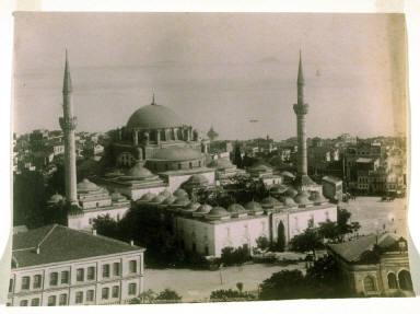 Mosque of Beyazid, Istanbul