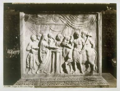 1206 Tempio di Mercurio, Pompei
