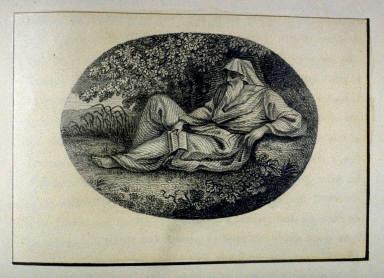 Solitude, Page 167 of the book, Mon passe-tems dédié à moi-même , vol.1