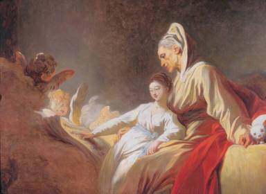 Education of the Virgin (L'Education de la Vierge)