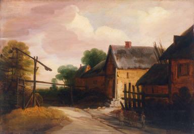 A Village Road