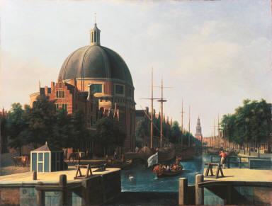 The Singel, Amsterdam