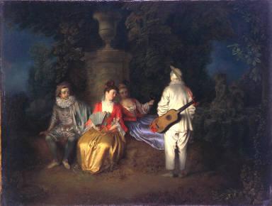 The Foursome (La Partie Quarree)