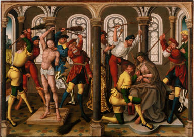 Two Scenes from the Passion of Christ: The Flagellation and The Crowning ofThorns