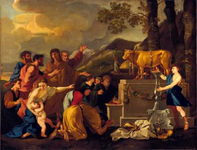 Adoration of the Golden Calf