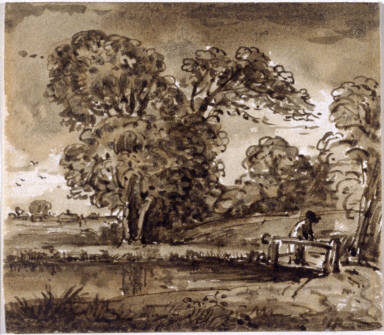View on the Dell at Denham