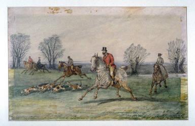 Hunt Scene