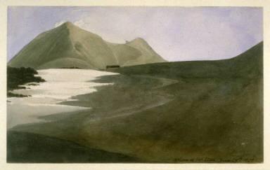 Great Cone of Mt. Etna, June 29,1838