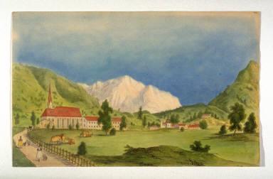 Seenewald Church and Monastery